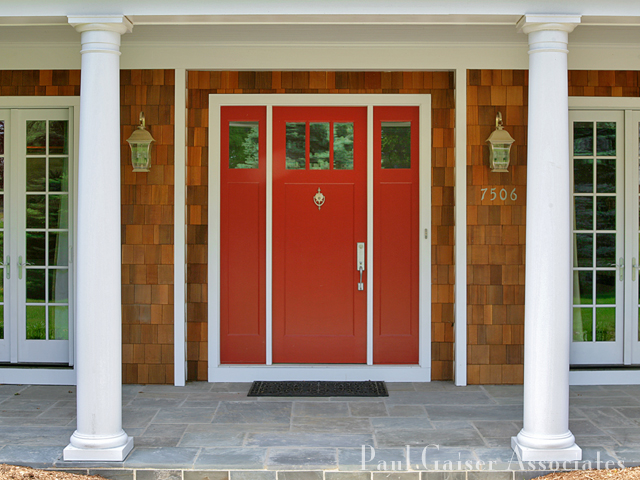 Split Foyer Door : Pga design build split foyer interior views
