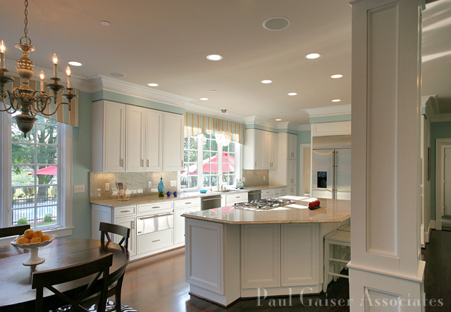 Home ideas for Split level kitchen remodel before and after